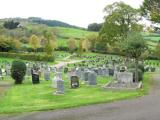 Municipal (part 2) Cemetery, Minehead