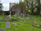 St Mary Church burial ground, Saltford