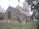 St John the Divine Church burial ground, Elmswell