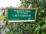 Lawn Cemetery, Rushmere