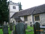 St Giles and St George Church burial ground, Ashtead