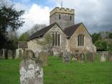 St Nicholas Church burial ground, Charlwood