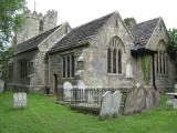 St Peter Church burial ground, Cowfold