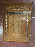 Transport Employees (roll of honour)