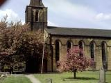 St Peter Church burial ground, Morley