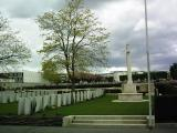 Nord Commonwealth Private Cemetery, Clichy