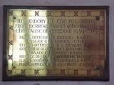 St Mary (roll of honour)