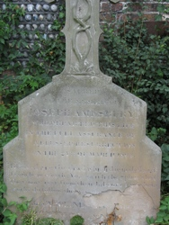 later (2006) photo of grave at Hove, Sussex (20)