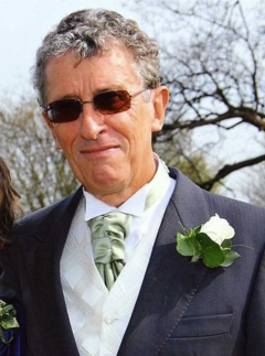 Charles Sale at his daughter's wedding